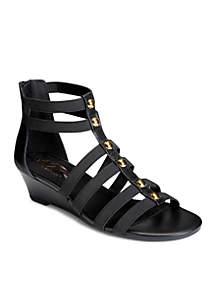 Here We Go Gladiator Sandal
