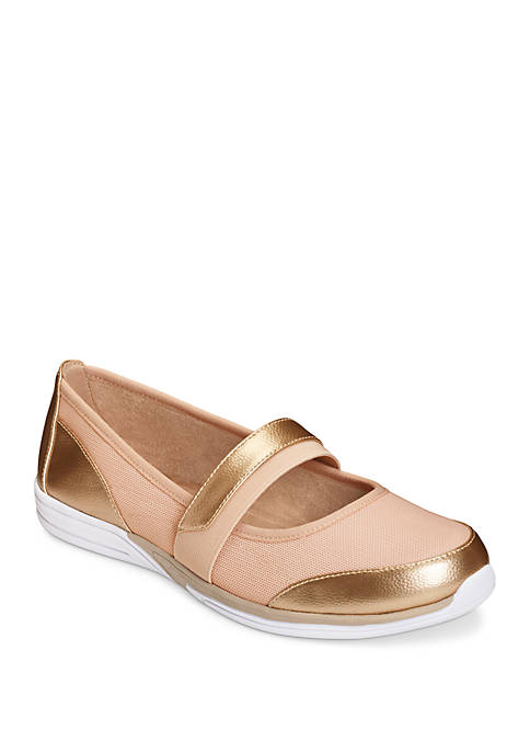 A2 by Aerosoles Level Headed Sporty Strappy Flats