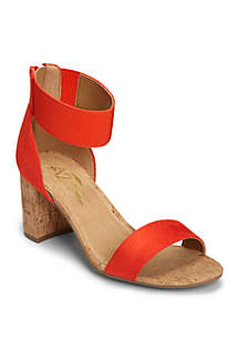 A2 by Aerosoles Line Up 2 Strap Sandals