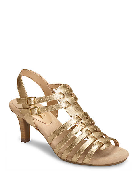 A2 by Aerosoles Pass Through Strappy Sandals