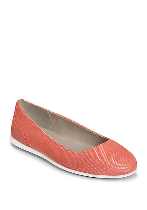 A2 by Aerosoles Pay Raise Sporty Ballet Flats