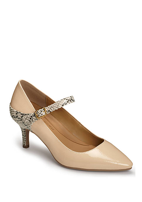 A2 by Aerosoles Program Classic Mary Jane Pumps