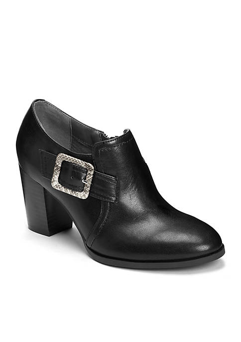 A2 by Aerosoles Wallflower Buckle Bootie