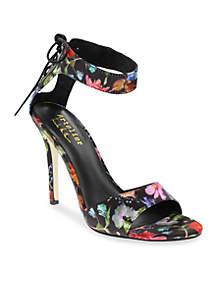 Bardot Heeled Sandal