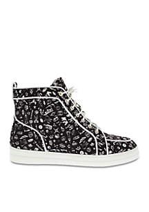 Garbo High Top Sneaker