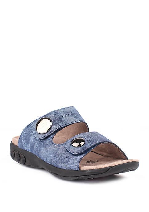 Eva Slip On Sandals