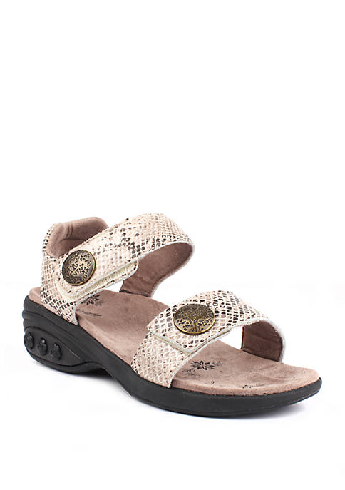 Melody Double Strap Sandals