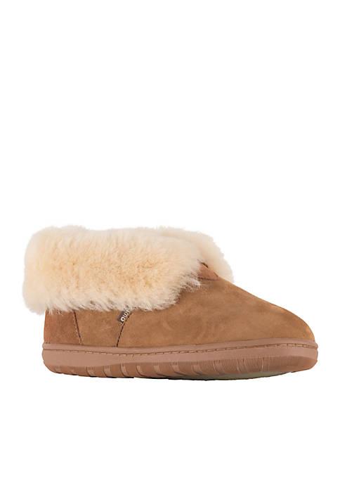 LAMO Footwear Doubleface Sheepskin Bootie