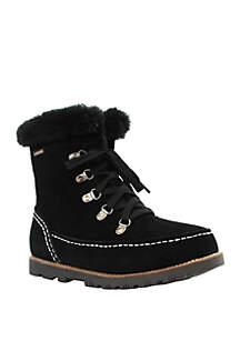 Taylor Faux Fur Hiker Boot