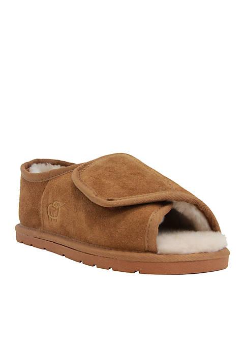 LAMO Footwear Luxury Wrap Bootie