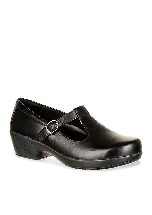 Comfort 4Ever T-Strap Shoes