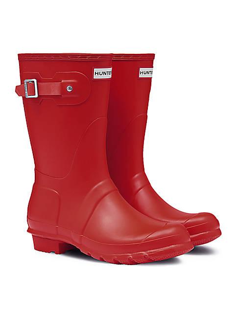 Hunter Womens Original Short Boots