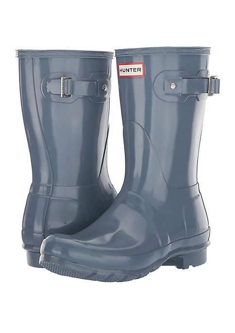 Short Original Gloss Rain Boot