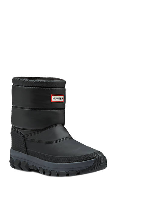 Hunter Original Insulated Short Snow Boots