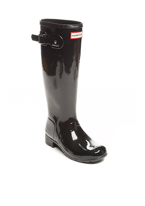 Hunter Womens Original Tour Gloss Rain Boots