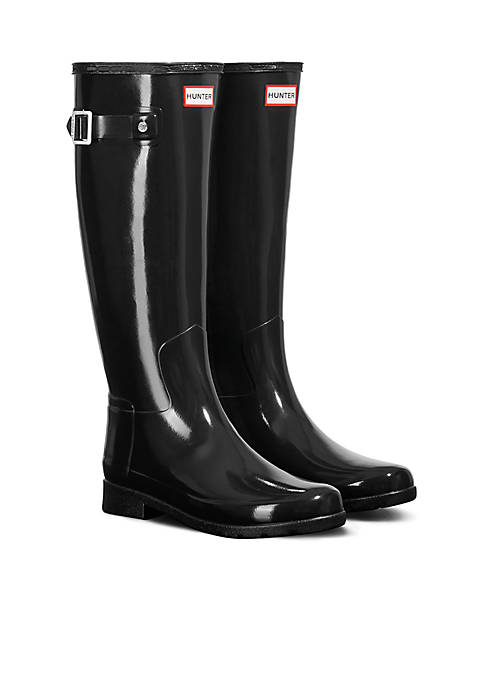 Hunter Refined Gloss Rain Boots