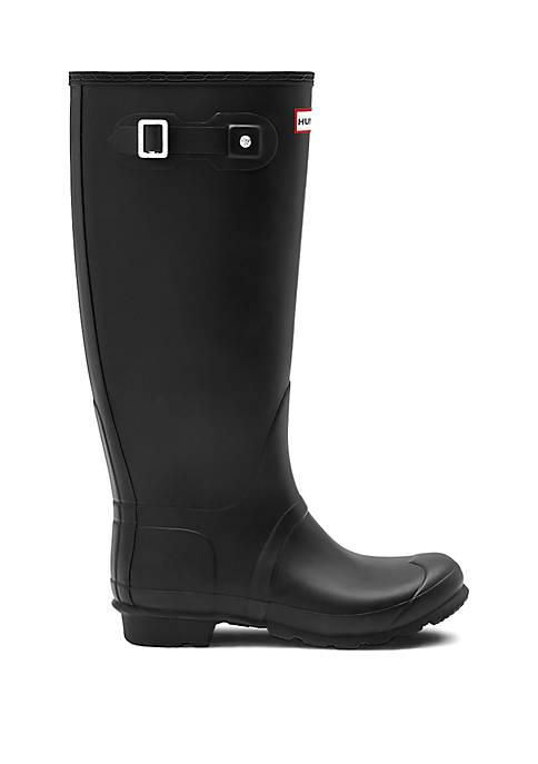 Hunter Original Tall Wide Leg Rain Boot