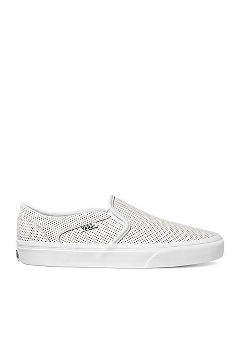 Asher Perf Sneaker