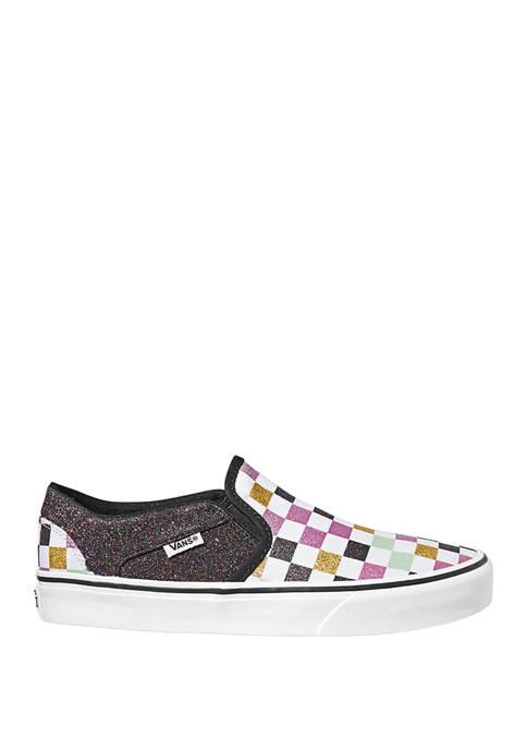 Asher Slip On Sneakers