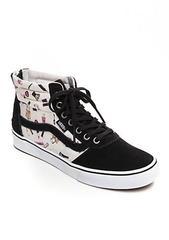 Vans Milton High Top Sneakers