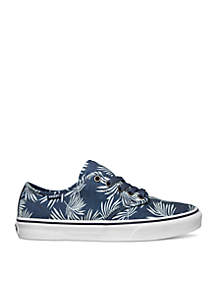 Camden Stripe Palms Blue Sneaker