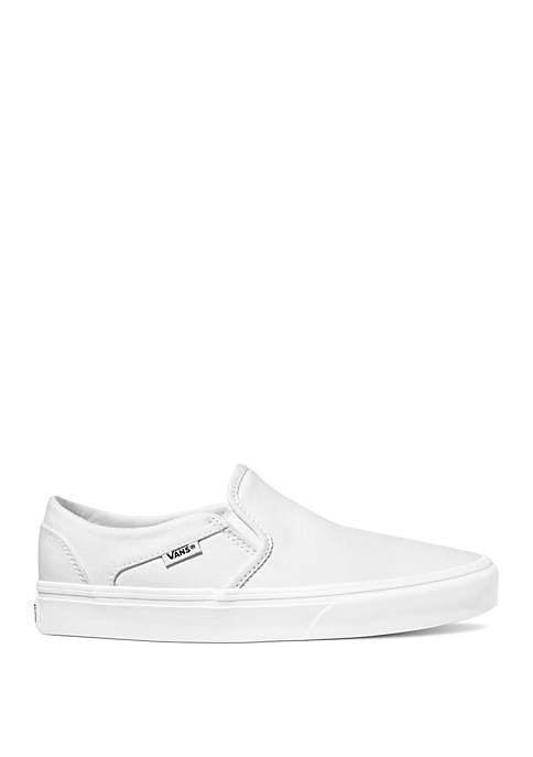 Asher Slip On True Sneakers