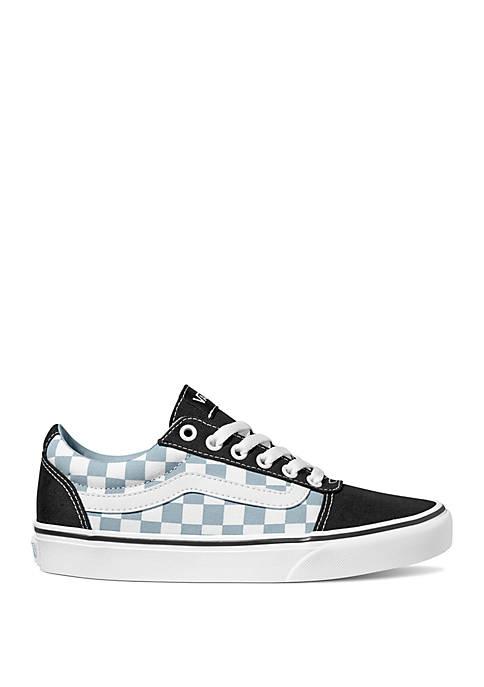 Ward Checkerboard Sneakers