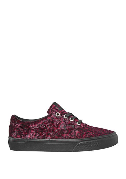 Doheny Velvet Animal Sneakers