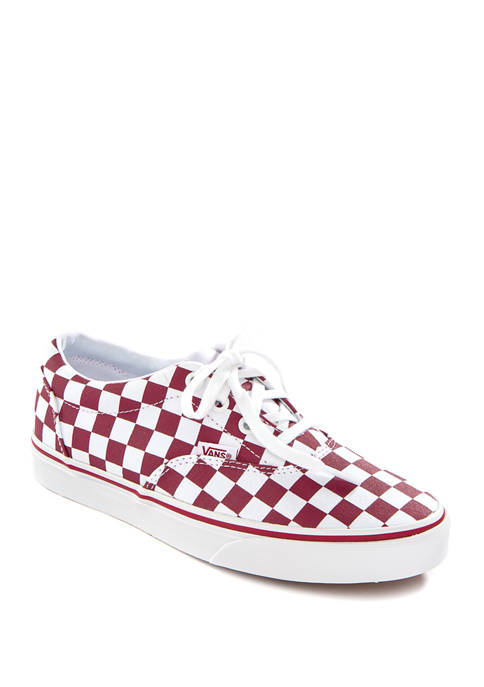 Doheny Checkerboard Sneakers
