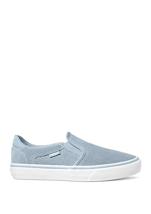 Asher Perforated Deluxe Sneakers