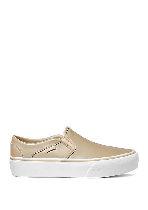 Asher Platform Sneakers
