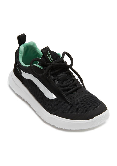 Womens Cerus Black and White Sneakers