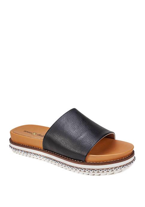 Baywood Slide Sandals