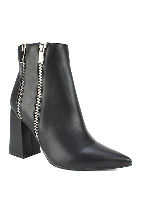 Fionah Pointed Toe Booties