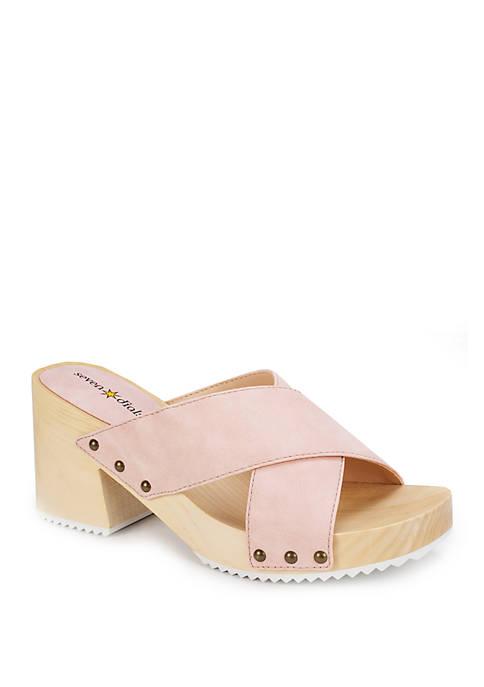 Malta Block Heel Sandals
