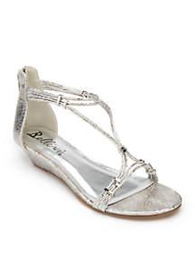 Flip Wedge Sandal