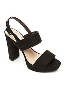 Cora Platform Sandal