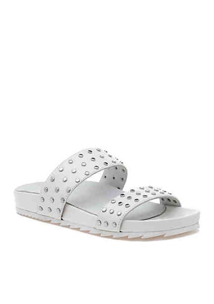 J/SLIDES NYC Erika Studded Slide Sandals occSLIX