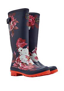 Welly Tall Adjustable Rain Boot