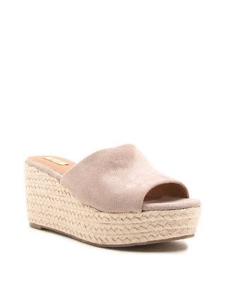 c530c1ad3b6 Qupid® Caleb Espadrille Wedge Sandals