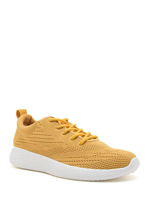 Pamier Lace Up Sneakers