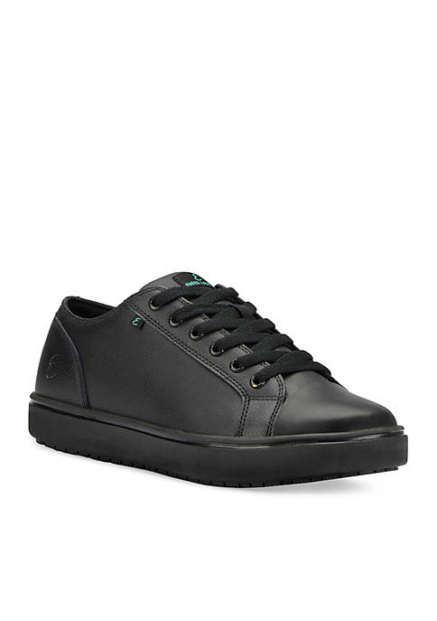 Canal Leather Oxford Sneaker - Wide Width Available
