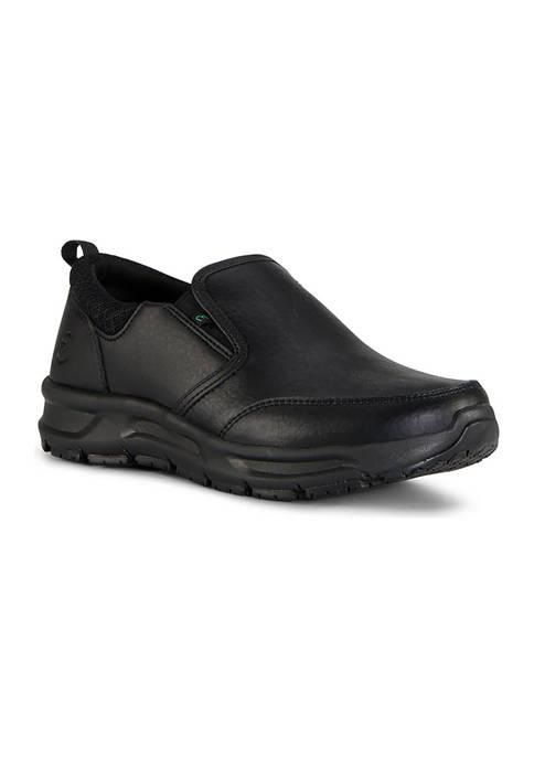 Emeril Lagasse Footwear Quarter Slip On Tumbled Oxfords
