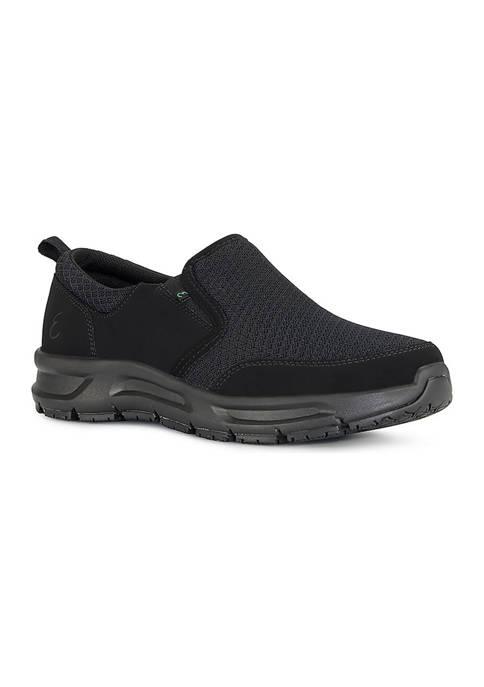 Emeril Lagasse Footwear Quarter Slip On Mesh Wide