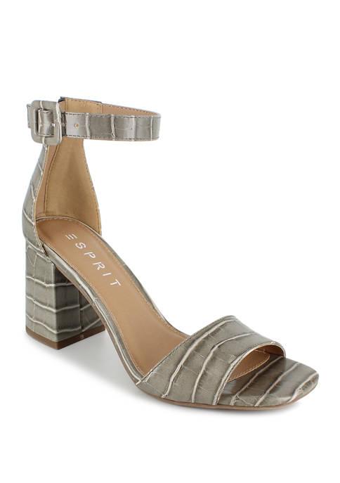 ESPRIT Baylee Block Heel Sandals