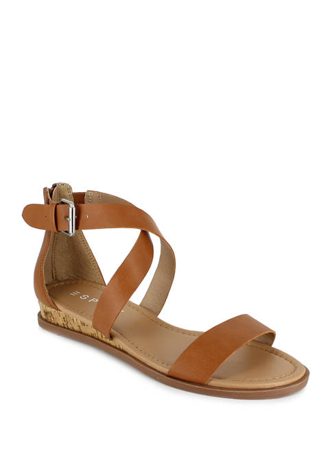 ESPRIT Delaney Criss Cross Sandals
