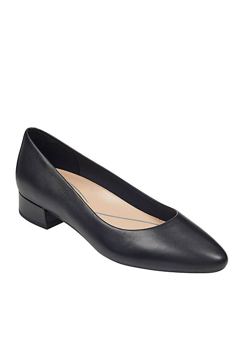 Caldise Low Heel Dress Shoe