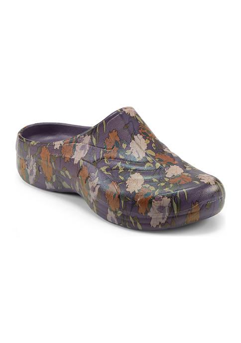 Tgarden Slip On Clogs