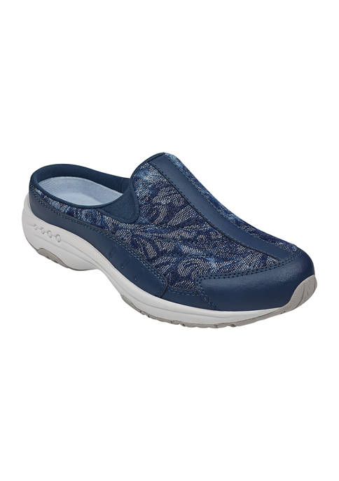 Easy Spirit TravelTime 304 Slip On Mule Sneakers