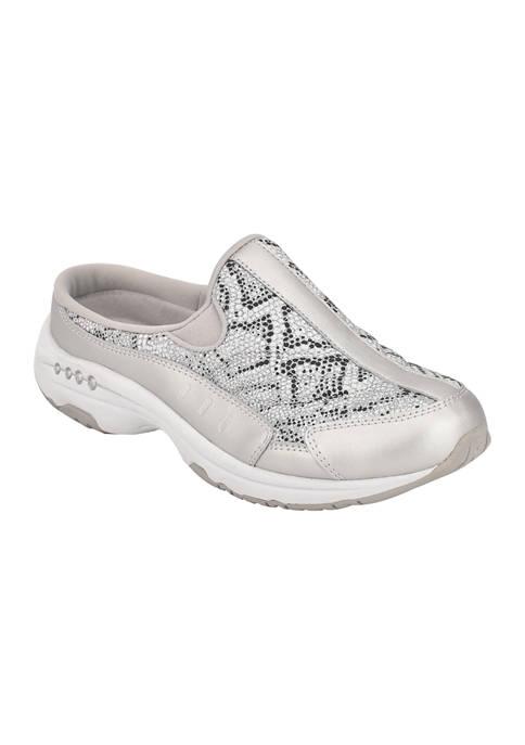 Easy Spirit TravelTime 419 Slip On Mule Sneakers
